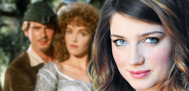 Bono's Daughter Eve Hewson Cast As Maid Marian In Robin Hood Origins