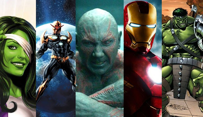 What Three Marvel Movies Will Be Released In 2020?