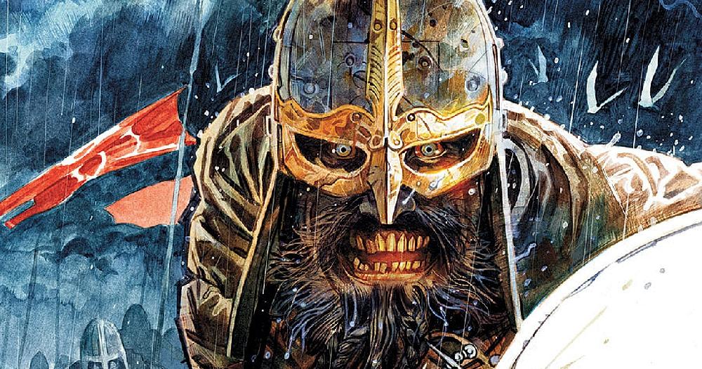The Five Best Viking Comics