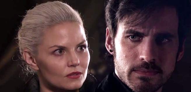"""Emma Tries To Hook A Hero In Once Upon a Time """"Siege Perilous"""" Sneak Peek"""