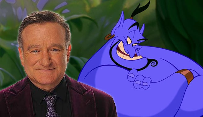Never-Before-Seen Robin Williams' Outtakes From Aladdin Released