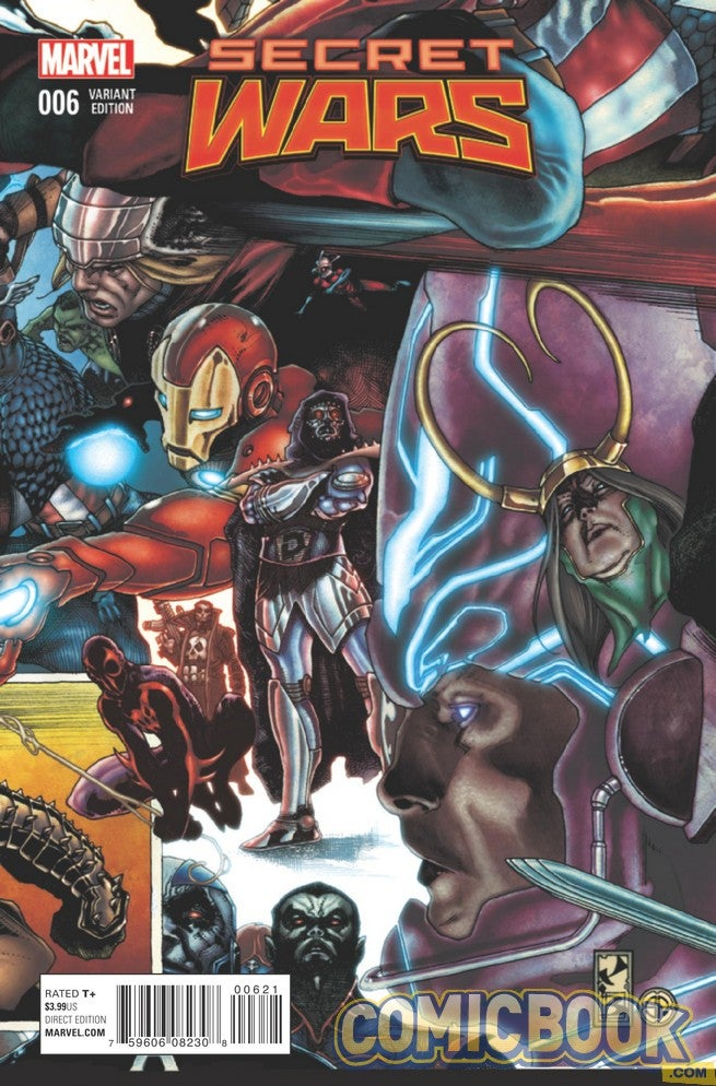 comics doom searches for survivors in preview of secret