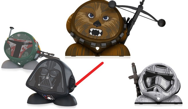 Awesome Speakers check out these awesome star wars speakers