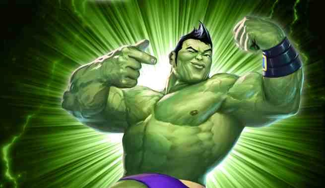 Totally Awesome Hulk Coming To Marvel Puzzle Quest
