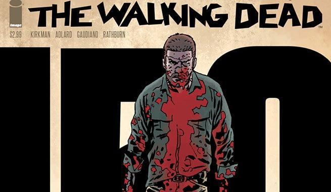 The walking dead comic release dates