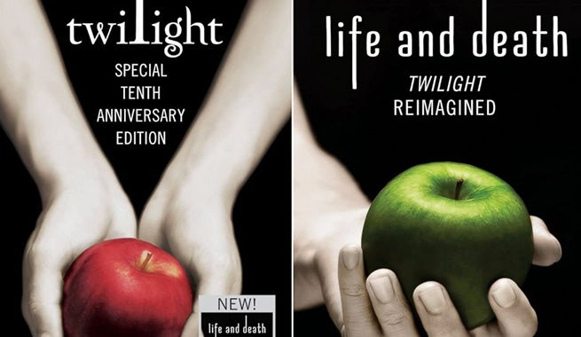 Stephanie Meyer Announces Gender-Swapped Twilight Story