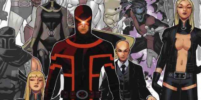 Uncanny X-Men 600 Cover