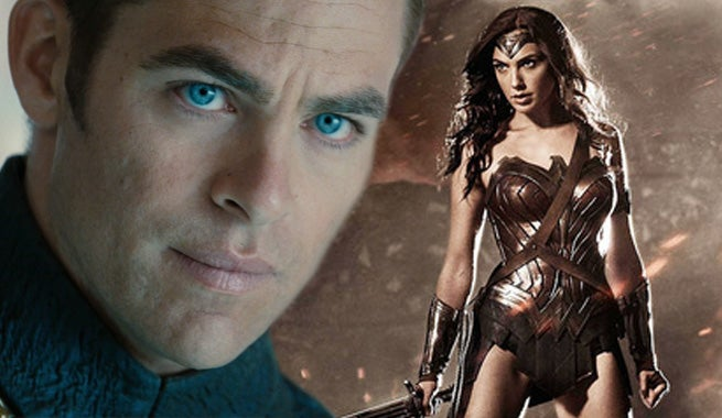 Wonder Woman's Chris Pine Talks Steve Trevor, World War I Setting