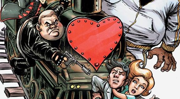 A Train Called Love Garth Ennis