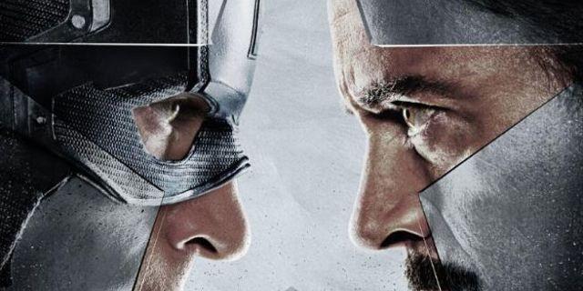 Captain America: Civil War Posters Released