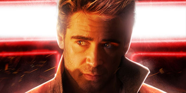 Here's What Colin Farrell Could Look Like As Constantine - Comicbook.com