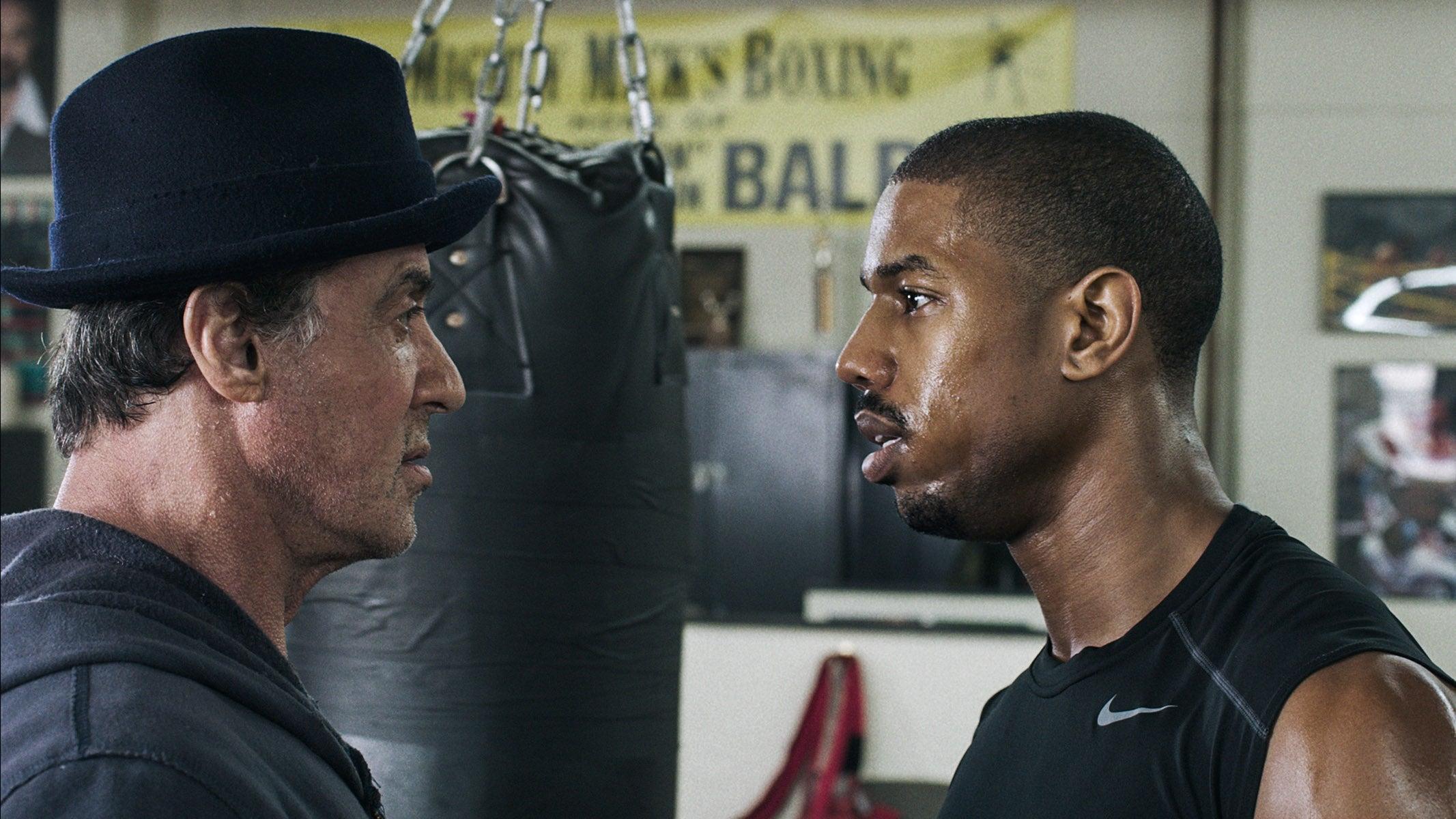 """Hear Bill Conti's Iconic Rocky Score Sampled In Creed Soundtrack Single """"Last Breath"""""""
