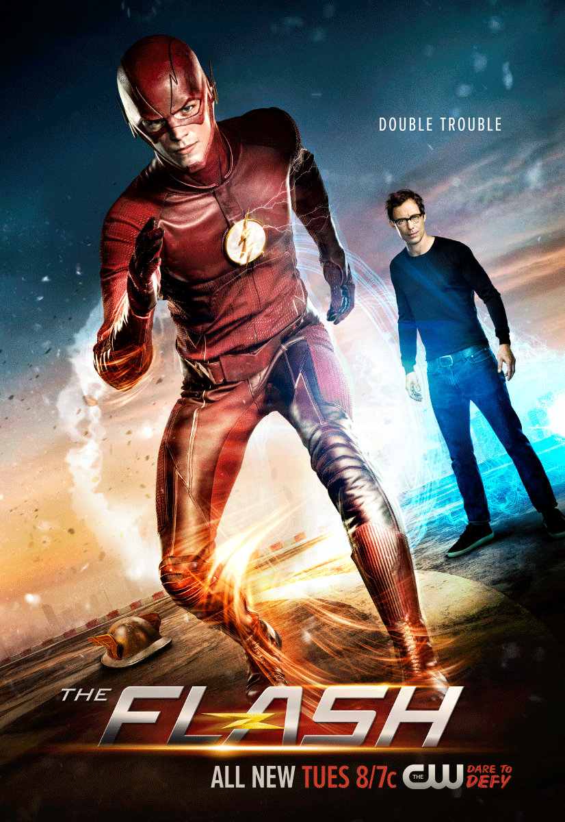 The Flash & Dr. Wells Will Give Zoom Double Trouble In New Season 2 ...