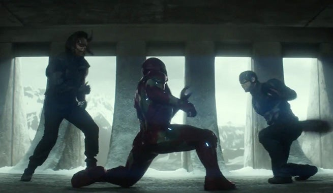 Top Five Moments From The Captain America: Civil War Trailer