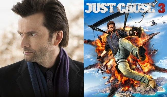 david tennant just cause 3