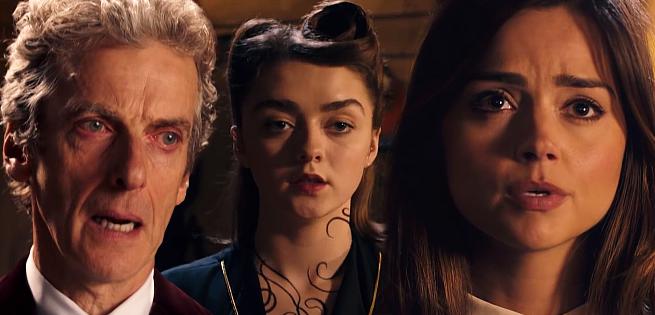 Doctor Who Series 9 Episode 10: Face The Raven Clip & Sneak