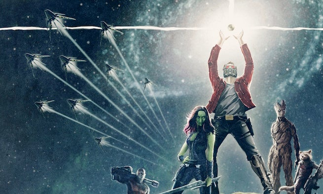 Star Wars: Guardians Of The Galaxy Mash-up Trailer
