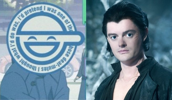 Sam Riley In Talks To Play The Laughing Man In Scarlett