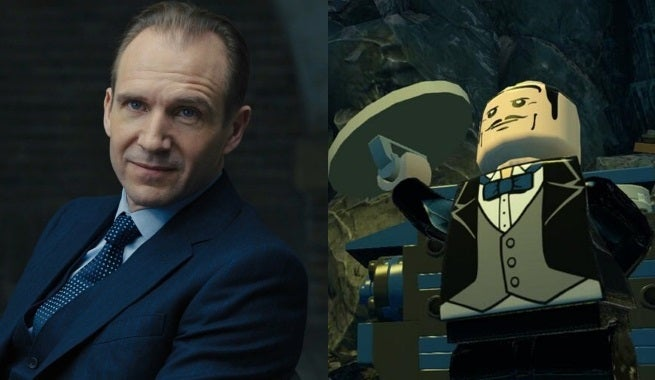 Ralph Fiennes To Voice Alfred In The LEGO Batman Movie