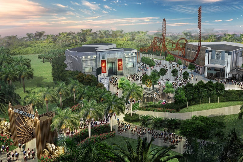The Hunger Games Theme Park Attractions in the Works