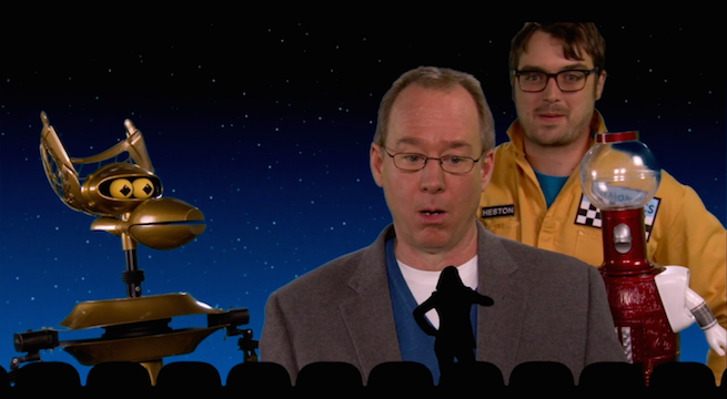 Joel Hodgson On The Return of Mystery Science Theater 3000, Adding Felicia Day and What's Next