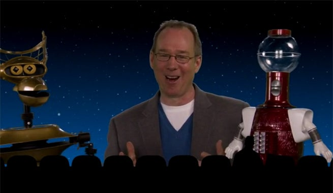 Mystery Science Theater 3000 Returns as Kickstarter