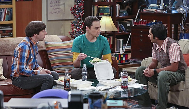 The Big Bang Theory - The Mystery Date Observation