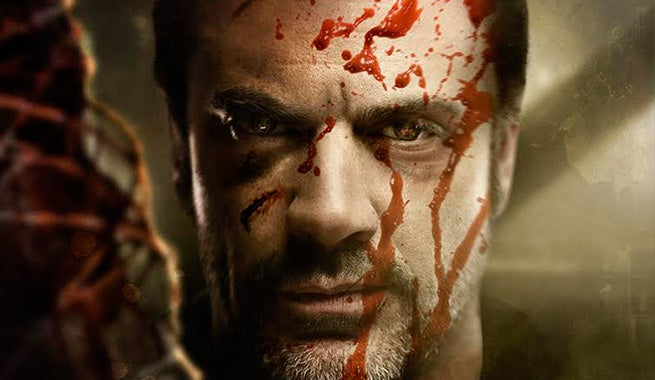 Jeffrey Dean Morgan's Mom Was't Excited With His Walking Dead Negan Casting