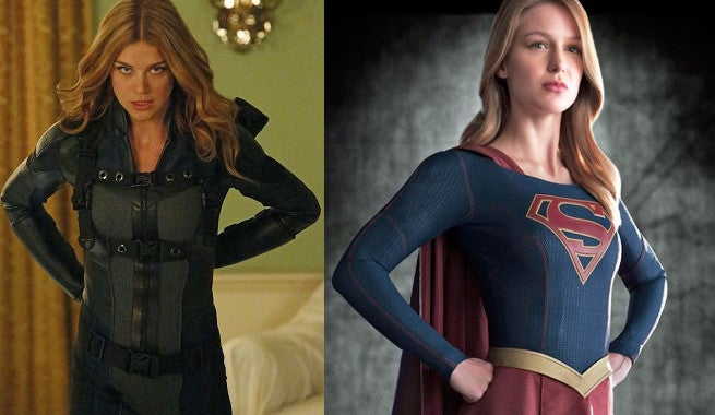 agents of s h i e l d s adrianne palicki has supergirl tattoo