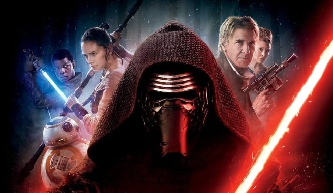 Star Wars: The Force Awakens Is Most Talked About Movie On Facebook In 2015