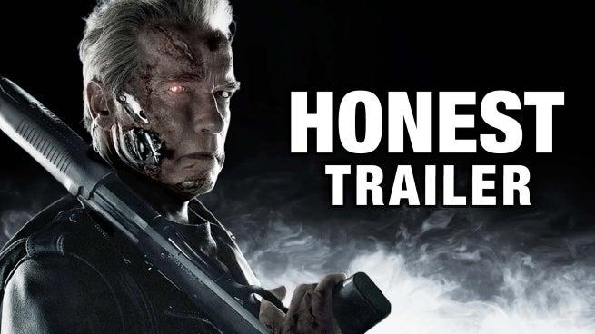 Terminator Genisys Gets An Honest Trailer