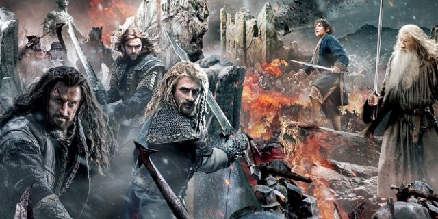 The-Hobbit-Battle-of-Five-Armies-tapestry featured