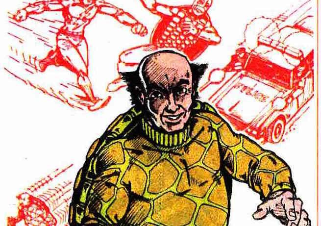 turtle-man
