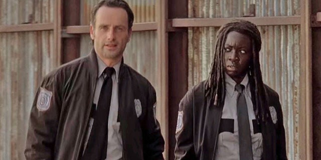What Does Rick And Michonne Mean For The Walking Dead?