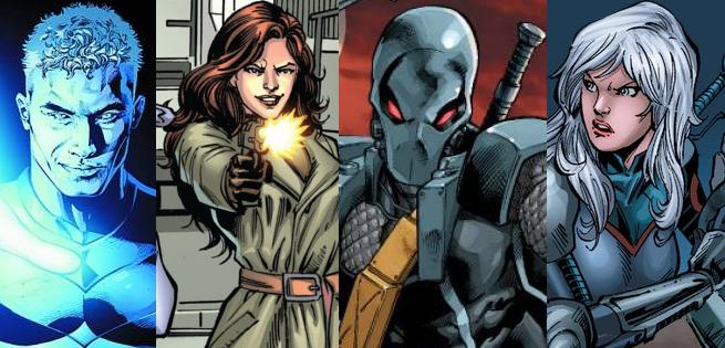 Slade Arrow Comic