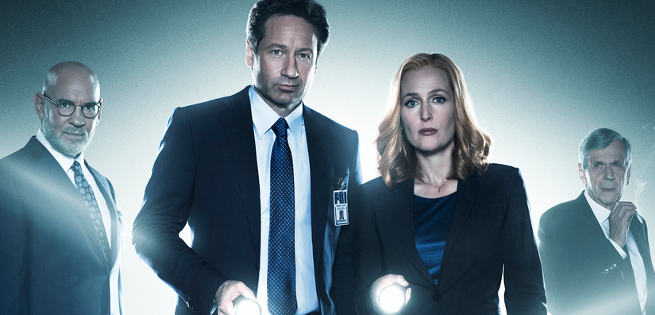 New The X Files Revival Posters Released