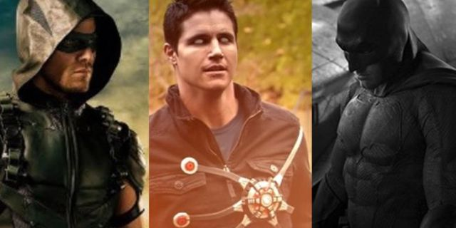 BatGate: Robbie Amell Challenges Stephen Amell Over Arrow Beating Up Batman