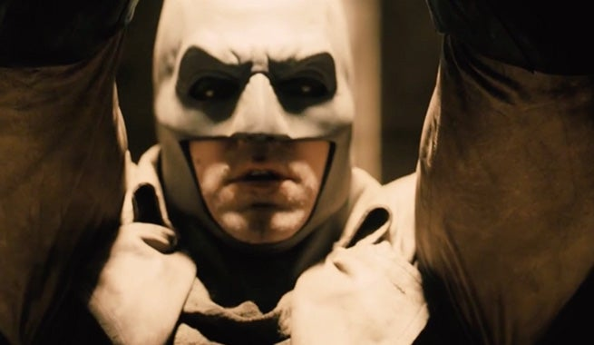 Batman V Superman Images From The New Teaser Trailer - First teaser trailer dawn of justice