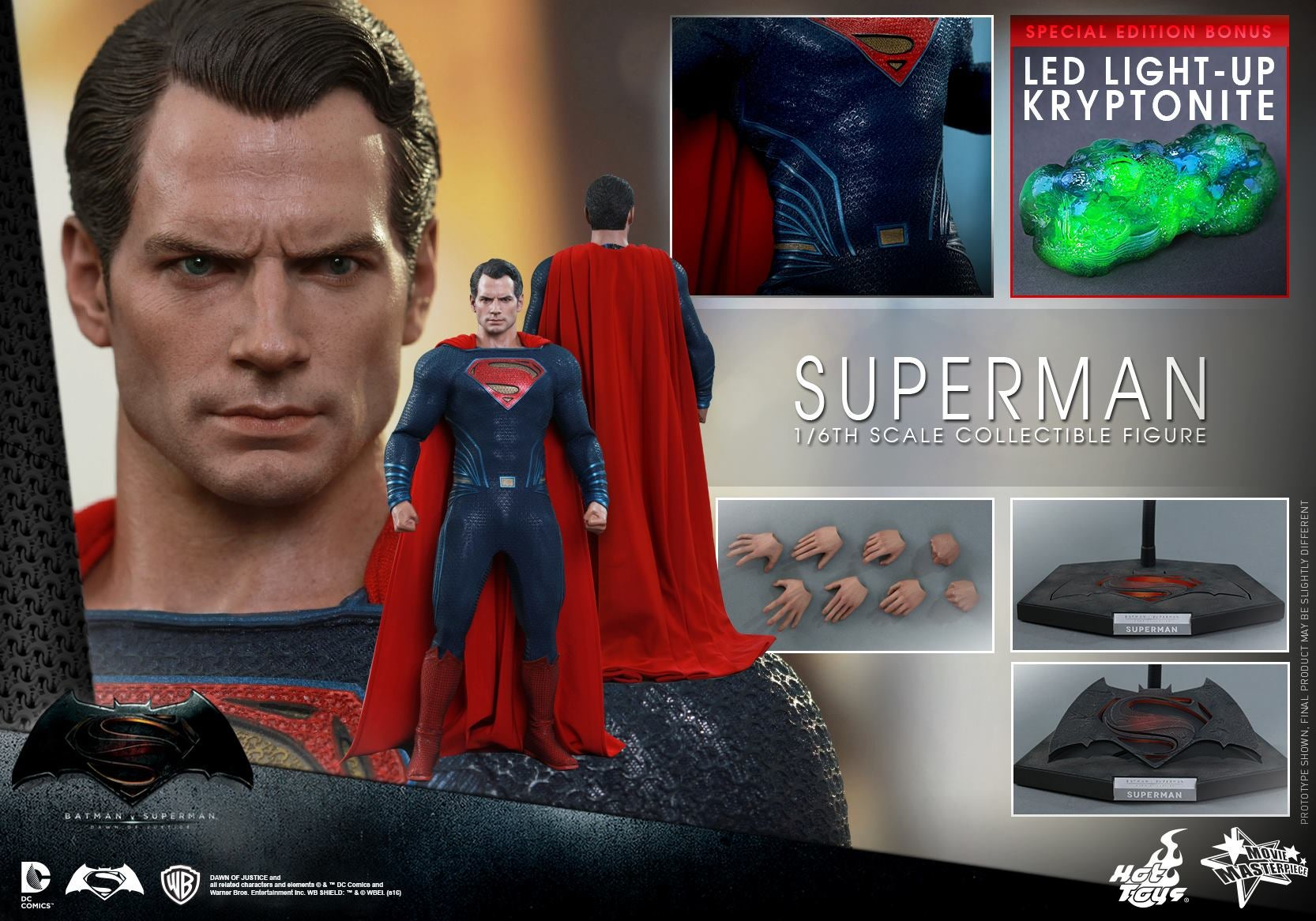 [Action Figures] Todo sobre Action Figures, Hot Toys, Sideshows - Página 6 Bvs-hot-toys-superman-14-162899