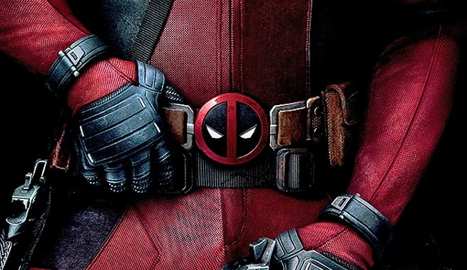 Get A Load Of Deadpool In New Movie Poster