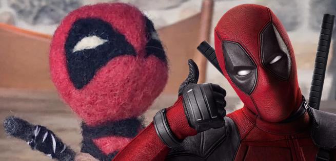 Δώρο μια κούκλα Deadpool η έκπληξη του Ράιαν Ρέινολντς!