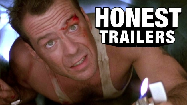 Die Hard Gets An Honest Trailer