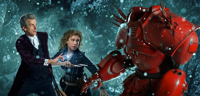 Doctor Who Christmas Special 2015.Trailers For The 2015 Doctor Who Christmas Special Released