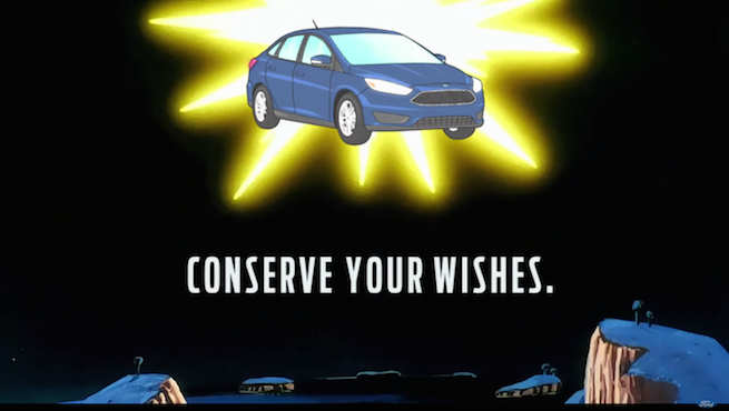 Dragon Ball Z Featured In Ford Ad
