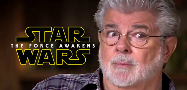 The future of Star Wars will not involve George Lucas