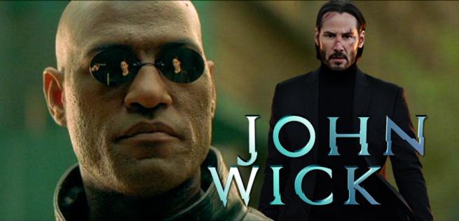 John Wick yeni filmde Keanue Reeves ile Laurence Fishburne birlikte rol alacak