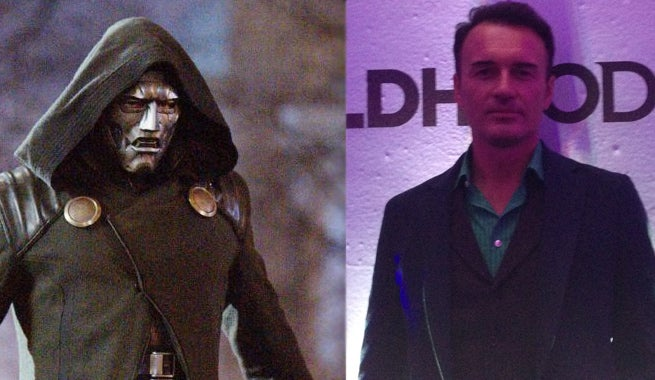 EXCLUSIVE: Julian McMahon Would Like to Play Doctor Doom Again