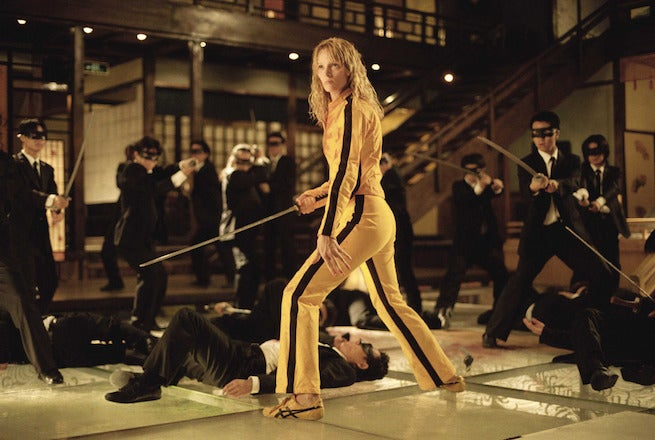 Quentin Tarantino Says Kill Bill 3 Is Definitely A Possibility