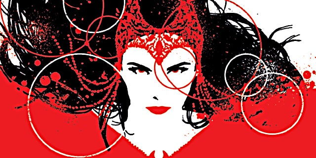 Scarlet Witch #1 Cover