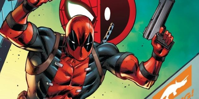 Spider-Man Deadpool 1 Rob Lieffeld Convention Variant